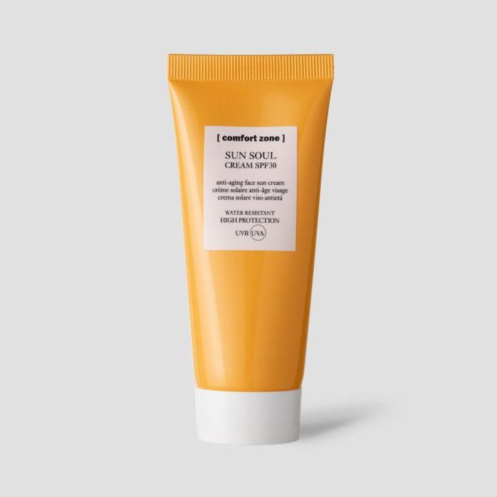 Crema solare protezione 30