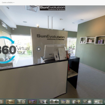 virtual tour 360 sun evolution